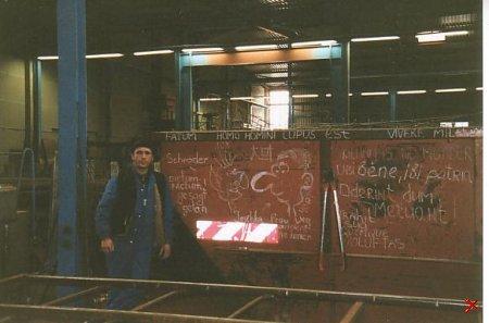 EISEN FENDT und Ich Marktoberdorf 1999-2014