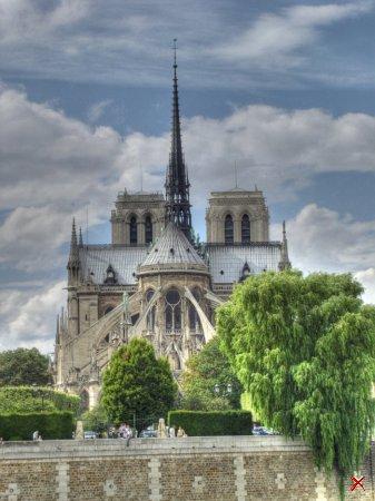 Собор Парижской Богоматери - Notre Dam de Paris 19 Картинок