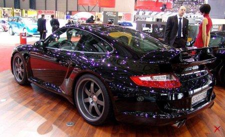 Porsche 997 SPR1 от ателье Sportec