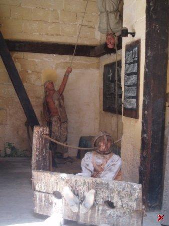 Ворота арестантов или Музей пыток. Гаага. Нидерланды
