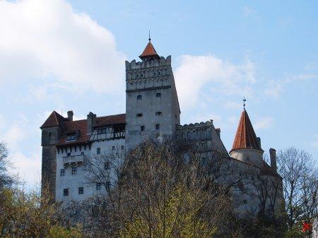 Замок Дракулы Бран - Трансильвания - Румыния