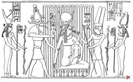 Осирис – бог воскресения