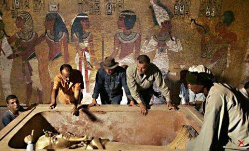 Загадки проклятия фараонов