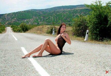 Сексуальная девушка (60 фоток) 18+