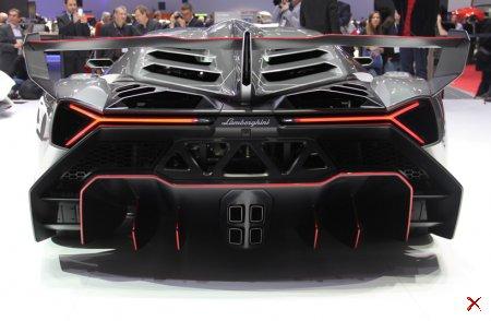 "Lamborghini Veneno за 3,6 Millionen Euro ""Geneva 2013 Fotos"""