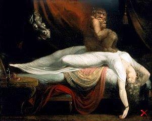 «Синдром старой ведьмы» или Сонный паралич