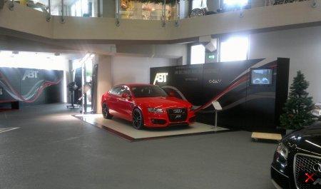 ABT Sportsline Tuning Audi VW Сам Фоткал