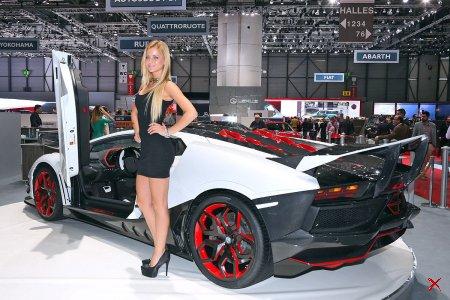 Выставка Автосалон в Женеве 2014 -Genfer Auto-Salon-