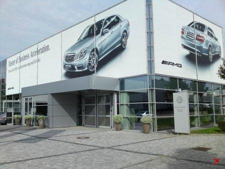 AMG GmbH Affalterbach (16 Фото) Я сам снимал