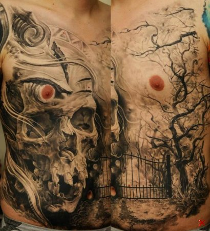 Tattoo by Dmitriy Samohin (20 Fotos)
