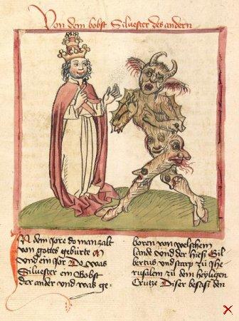 Римский Папа Сильвестр II