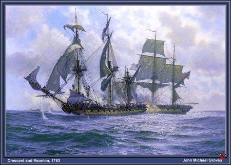 Корабли ( рисунки картины )