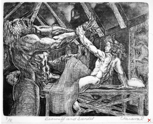 a look at beowulf and grendel in the epic beowulf One difference that seem to 'catch' a lot of attention was that in the film beowulf fought grendel  beowulf: a look at its  in the heroic epic beowulf,.