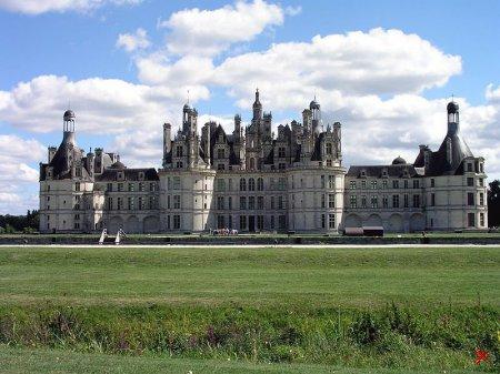 Королевский замок Шамбор (Château de Chambord)