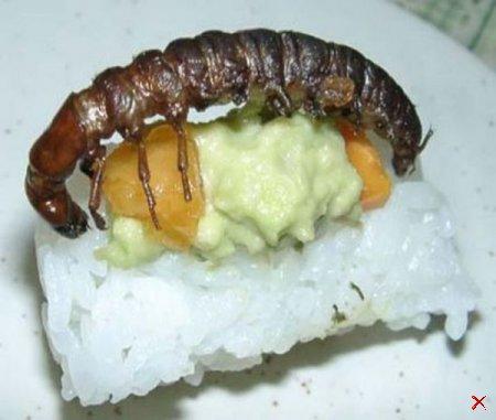 Самые экзотические блюда разных уголков нашей планеты