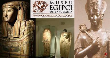 Египетский музей в Барселоне. Музей Египта