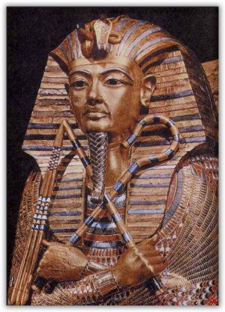 Тутанхамон Семейная тайна фараона