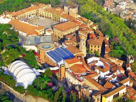 Испанская деревня (Poble Espanyol) Барселона, Испания