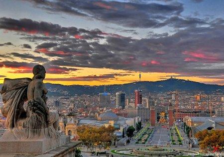 Достопримечательности Барселоны ( Барселона, Испания )