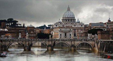 Собор Святого Петра в Риме , Ватикан, Рим, Италия