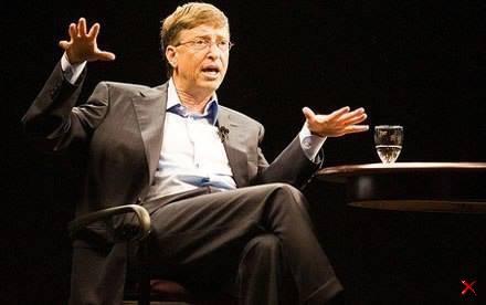 Билл Гейтс, выступая перед старшеклассниками, назвал 11 правил