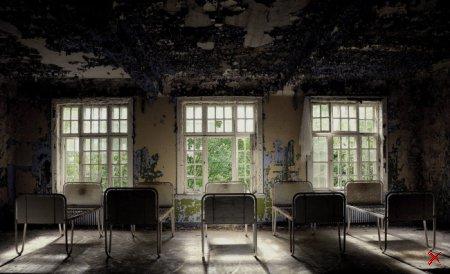Психиатрическая клиника Лиер Сикехус, Норвегия