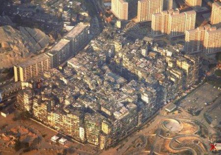 Город-крепость Коулун, Гонконг, Китай