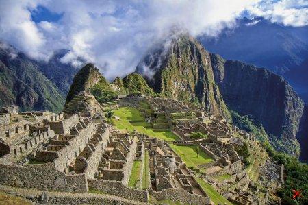 Мачу-Пикчу затерянный город инков
