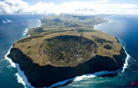 Остров Пасхи – осколок цивилизации Тиауанако
