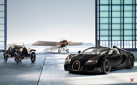 Набор обоев с Супер автомобилями