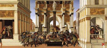 Сандро Боттичелли ( 6 Картин )