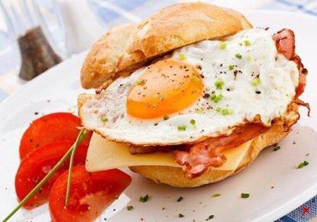 Рецепты для завтрака на основе яиц.
