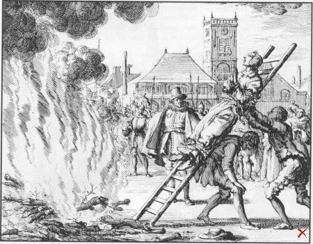 Инквизиция в истории и Молот ведьм