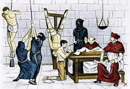 Инквизиция в России