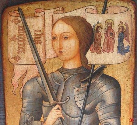 Кто же она - Орлеанская Дева Жанна Д'Арк