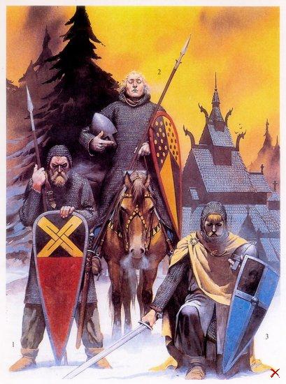 Воины ВИКИНГИ