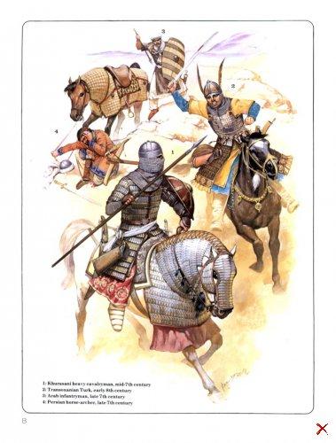 Воины Ислама (VII-XI вв.)