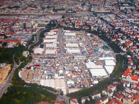 Oktoberfest Октоберфест Фестиваль пива в Мюнхене