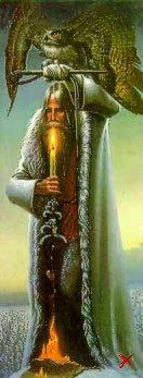 Велес, славянский бог богатства