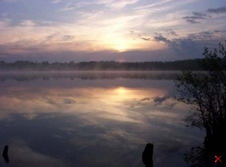Озеро Светлояр и невидимый Китеж град - мифы и реальность