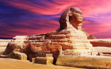 Сфинкс - древнейшая загадка Египта