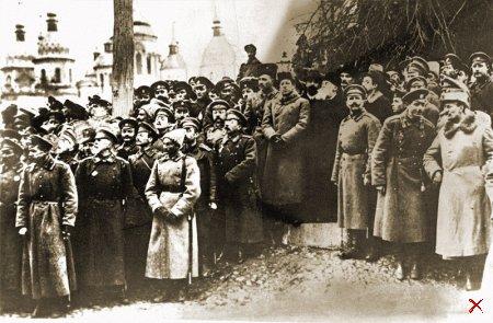Как в Киеве 14 раз власть менялась