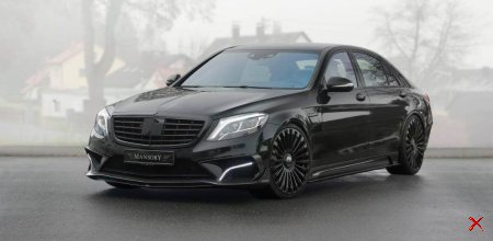 Mansory Mercedes S AMG 63