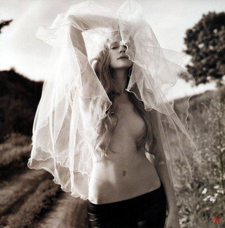 Светлана Ходченкова в журнале Playboy